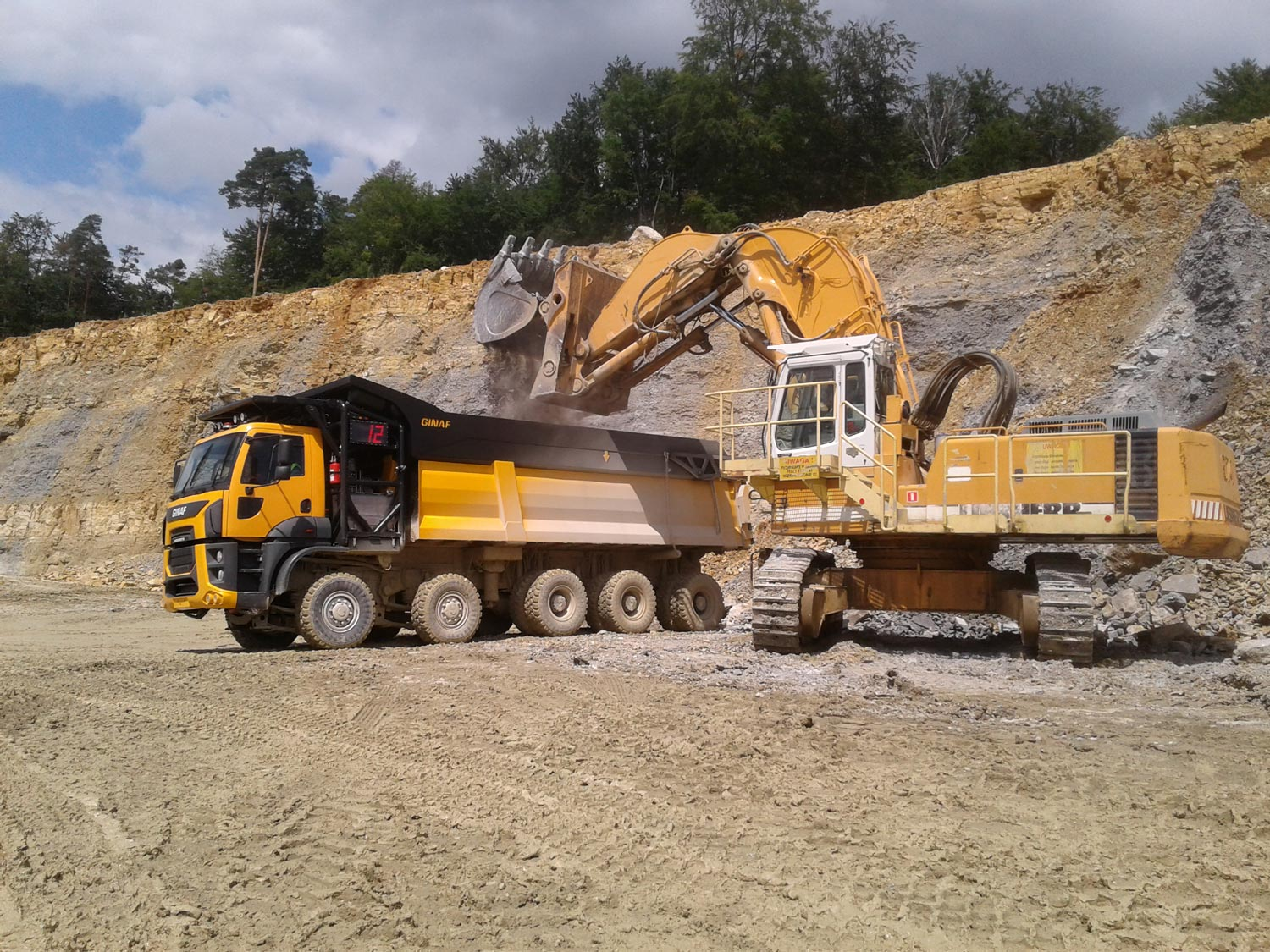 Ginaf mining your dedicated partner in world wide mining activities - Mining images hd ...